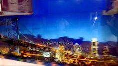 Mutfak tezgah arası cam paneller - Adana Furkay Dekor