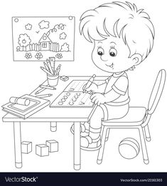 Fruit Coloring Pages, Barbie Coloring Pages, Preschool Coloring Pages, Cute Coloring Pages, Colouring Pics, Coloring For Kids, Adult Coloring, Coloring Books, How To Make Drawing