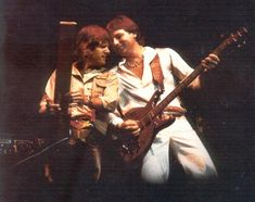 keith emerson and Greg Lake