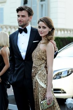 Olivia Palermo: fotos look Gala amfAR Cannes 2013 (Foto) Estilo Olivia Palermo, Olivia Palermo Lookbook, Olivia Palermo Style, Olivia Palermo Wedding, Beaux Couples, Hot Couples, Cannes, Beautiful Evening Gowns, Stylish Couple