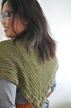 NobleKnits.com - Cosmicpluto Terauley Lace Shawl Knitting Pattern