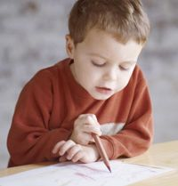 Fine motor skills become increasingly important when it is time for your child to learn handwriting.