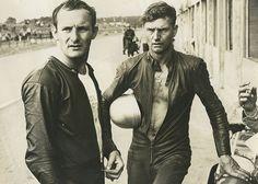 Mike Hailwood & Jim Redman 1966 Dutch TT Assen