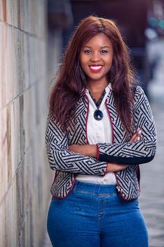 YSI AMBASSADOR :Angela Monyeki