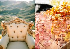 The Best Wedding App Top and Recommended Wedding Planners  #weddingplanners #weddingplan #australiaweddingplanners #weddings2020 #weddings #2020  Wedding planner: www.casadeperrin.com/ Glamour Decor, Wedding Reception, Wedding App, Wedding Stuff, Vintage Glassware, Outdoor Dining, A Table, Table Decorations, Inspiration