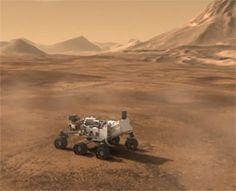 Curiosity's first week on Mars...