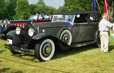 1933 Rolls Royce Phantom II Town car