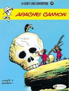 Apache Canyon (Lucky Luke Adventure Series #17)