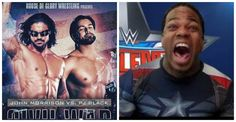 Tyrone Magnus Invades HOUSE OF GLORY WRESTLING!!!