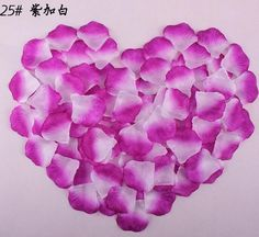 500pcs/lot Petalas Rose Petal Wedding Decorations Accessories Artificial Flowers Rose Petals Petalos De Rosa De Boda Petali