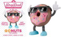 Drop Dead Donut