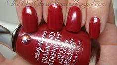 Sally Hansen-Honeymoon Red
