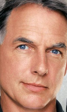 Leroy Jethro Gibbs.... I just realized my eyes are like the exact same shade of blue as his.