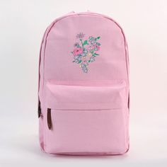 TAKE THESE FLOWERS KOKO COLLECTION- SOFT GRUNGE Tumblr-Aesthetic backpack bfbbaddf90472