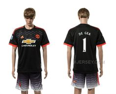 http://www.xjersey.com/201516-manchester-united-1-de-gea-third-away-jersey.html 2015-16 MANCHESTER UNITED 1 DE GEA THIRD AWAY JERSEY Only 33.11€ , Free Shipping!