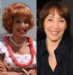 Grease Cast Then and Now | Frenchie From Grease Now didi conn