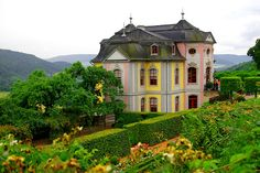 Dornburger Schloesser, Jena