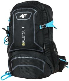 4F Plecak trekkingowy Aletsch 25l czarny PCT001 (C4L15) | MALL.PL North Face Backpack, The North Face, Backpacks, Fashion, Moda, Fashion Styles, Backpack, Fashion Illustrations, Backpacker