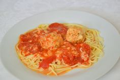 Turkey Meatballs with Cheese