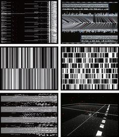 Ryoji Ikeda [Profile] - Music, Time and Space..