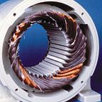 Typical Failures in Three-Phase Stator Windings Electric Motor, Board, Tools, Accessories