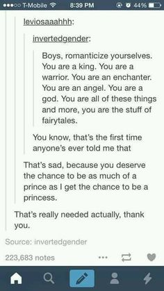 This is a beautiful show of true equality Tumblr Stuff, My Tumblr, Tumblr Posts, Be Wolf, Smash The Patriarchy, Faith In Humanity Restored, Text Posts, Writing Prompts, In This World