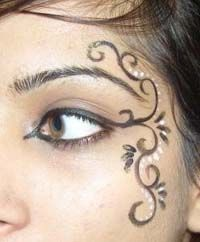 easy face painting designs | face painting and how to become a face painter