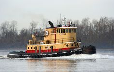Tug Mississippi of Crescent Towing