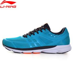 Flash Sale $49.63, Buy Li-Ning Men ROUGE RABBIT 2017 Smart Running Shoes SMART CHIP Sneakers Light Breathable LiNing Sports Shoes ARBM127 XYP597
