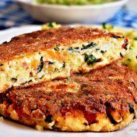 Recept : Zeleninové karbanátky se sýrem | ReceptyOnLine.cz - kuchařka, recepty a inspirace Vegetarian Recipes, Healthy Recipes, Quiche, Low Carb, Breakfast, Food, Treats, Essen, Morning Coffee