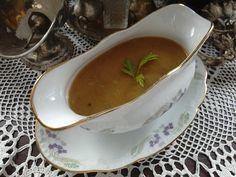 Sos ,który jest w moim życiu od lat,który uwielbiam ponad inne sosy , klasyka w kuchni!.Musisz go umieć zrobić .!Świetny do wszystkich rodzajów mięs i Gravy, Soup, Cooking, Ethnic Recipes, Kitchen, Salsa, Soups, Brewing, Cuisine