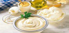 QimiQ Qiminaise Basis Rezept, zum Selbermachen Icing, Peanut Butter, Dips, Desserts, Food, Chef Recipes, Smooth, Crickets, Tailgate Desserts