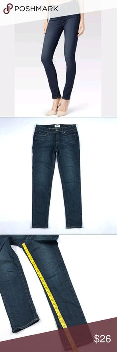 Page peg ankle skinny jeans 27 Page peg ankle skinny jeans. Sz 27. Good condition. Paige Jeans Jeans Skinny