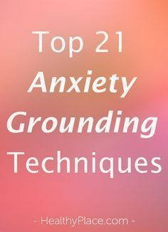 21 anxiety management tips to help you cope with stress, anxiety, panic and PTSD. http://www.HealthyPlace.com