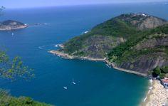 O Rio de Janeiro é o cartão postal do Brasil  William Douglas Rodrigues Miranda/VC no G1