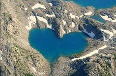 a fantasy lake
