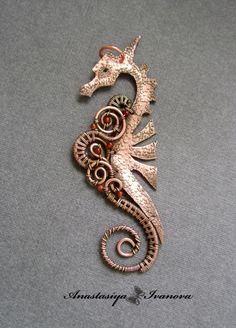 seahorse 2 by nastya-iv83.deviantart.com on @deviantART
