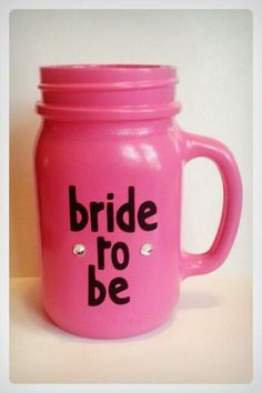 cute for a bridal shower gift or bachelorette party!