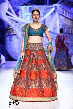 India-Bridal-Fashion_Week-2013