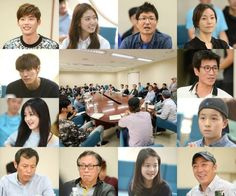 """Pinocchio""- Lee Jong Suk, Park Shin Hye, Kim Kwang Gyu, Lee Pil Mo,"
