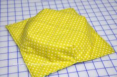 Syzygy of Me: Microwave Bowl Potholder and Tutorial
