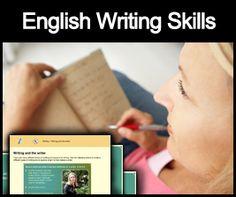English Writing Skills (somewhere where I can use them)
