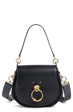11b56924fbd Chloé Medium Tess Calfskin Leather Shoulder Bag Cute Purses, Purses And Bags,  Stylish Handbags