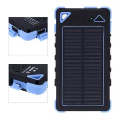 It is getting more popular to use this  #solar #charger! super 8000mAh capacity provide you more choice. Live a energy-saving lifestyle with it! http://www.tomtop.cc/QjMrQn