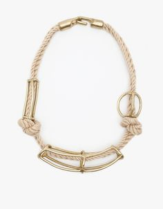 Cage Necklace 8 | selected by jamesdrygoods.com for the made in america: contemporary project | #madeinusa |