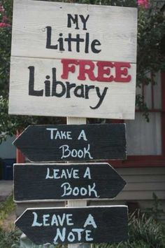 Little Free Library: A Gift For All | Town Square Buzz