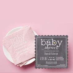 How about a pretty in pink theme for your precious angel?