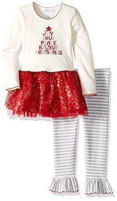 New Girl Bonnie Jean 2 PC Owl Sweater Tutu Legging Set Outfit 12 18 24 Months