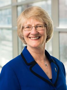 Sarah Rajala is the dean of the College of Engineering at Iowa State University.