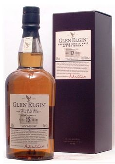 Glen Elgin 12 yrs, 78/100pts//JL Nose: 19 Taste: 20 Finish: 19 Balance: 20